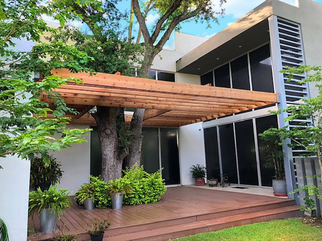 wood decks in Miami custom design your project to fill your space